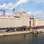 Электроснабжение министерства обороны Фрунзенская набережная, д.22 (г.Москва)