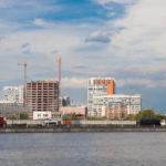 Строительство наружных инженерных коммуникаций Московского городского технопарка Нагатино-ЗиЛ