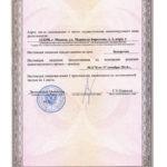 Лицензия п1
