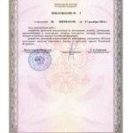 Лицензия п2